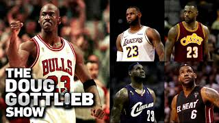 'The Last Dance' Told Us Why LeBron James Will NEVER be Michael Jordan - Doug Gottlieb