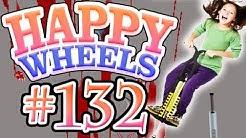 Happy Wheels Gameplay | Let's Play - #132 - Schwert-Arsch-Fetisch