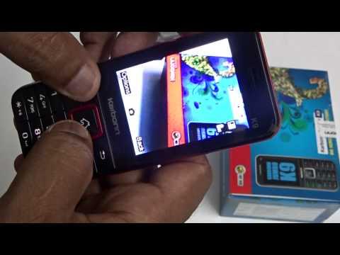 Karbonn Jumbo K9 Mobile Unboxing Video