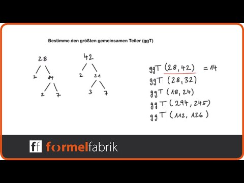 Textaufgabe Waage und Wägestücke | Aufgabe 6 - kgV und ggT - Arbeitsblatt 0010 from YouTube · Duration:  7 minutes 13 seconds