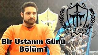 Gambar cover Tarhan Telli - Bir Ustanın Günü - Bölüm1