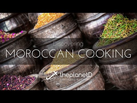 Moroccan Cuisine: A Cooking Course in Marrakech