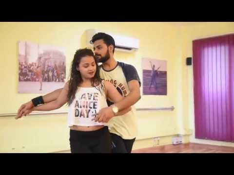 Kabhi Jo Badal Barse and Sanam Re | Couple Dance Tutorial | Wedding Choreogrpahy
