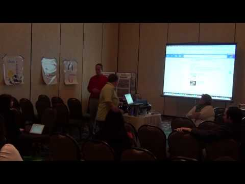 VSTE 2013 - Designing The Future for Learning Albemarle - Albemarle County - December 10, 2013