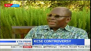 Controversy over the just released KCSE results