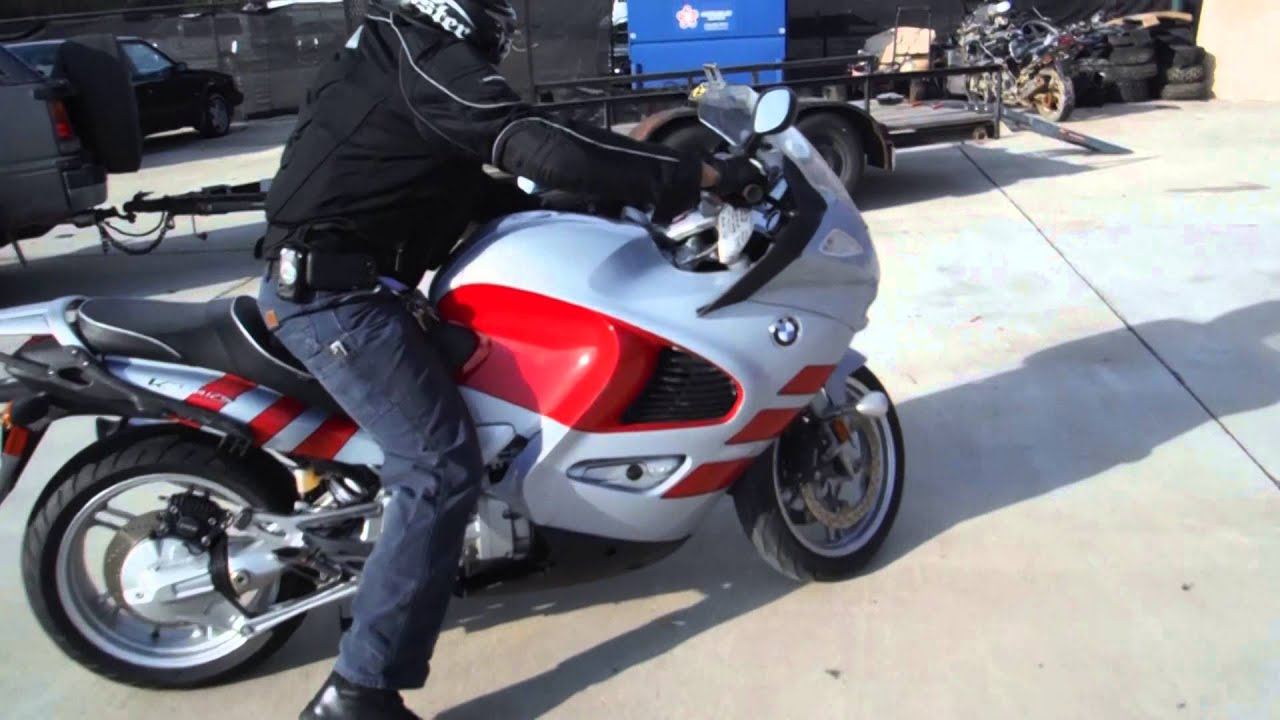 Bmw 2002 Sale >> 2002 BMW K1200RS - YouTube