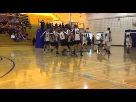 CHS Volleyball Highlights 2015