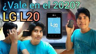 LG L20 - ¿vale en el 2020? Que tal funcióna - MPool TEC