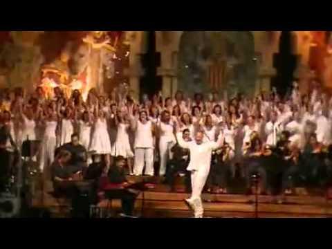 Gospel Viu al  Palau de la Musica Catalana.