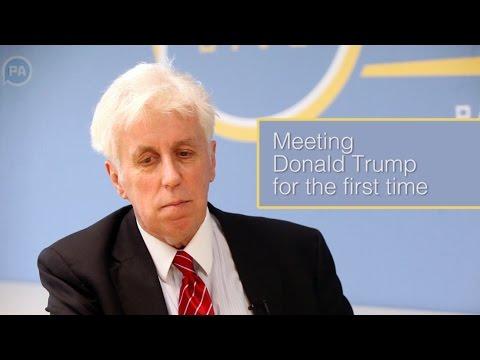 How CNN's Jeffrey Lord met Donald Trump