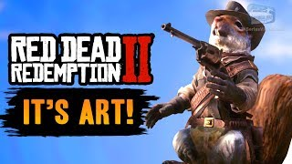 Red Dead Redemption 2 - All Hunting Requests [It's Art Trophy / Achievement]
