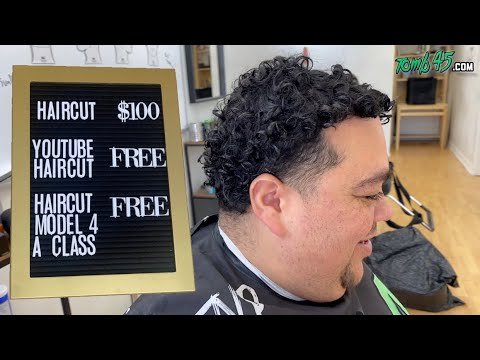 My New Haircut PRICES! Crazy Transformation at Studio45! HD TUTORIAL thumbnail