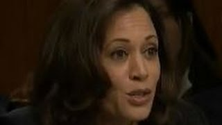 Kamala Harris stuns colleagues embarrasses herself at CIA confirmation hearing