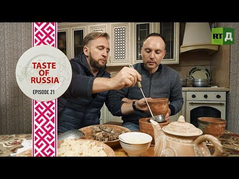 From khinkal in the Caucasus Mountains to fish from the Caspian Sea - Taste of Russia Ep. 21