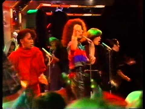 Raw Silk  Do it to the music  on Top of the Pops