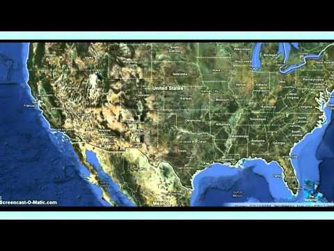 CALIFORNIA, Texas MEGA QUAKE OVERDUE - IMMINENT 2013