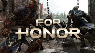 For Honor Gameplay - Multiplayer Walkthrough – E3 2015 [Europe]