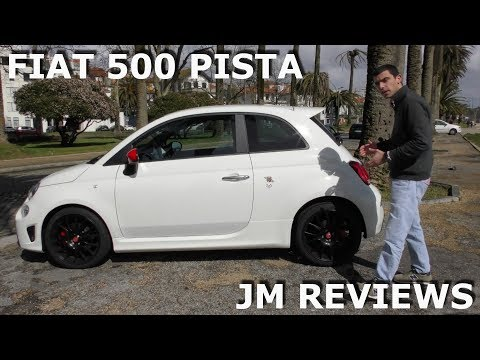 Abarth 595 Pista 2018 - Review Portugal - JM Reviews