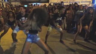 Bumbum granada - MCs Zaac & Jerry - Coreografia / Dance mania  (APRESENTAÇÃO)