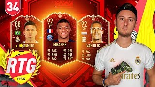 NAGRODY FUT CHAMPIONS 16 34  FIFA 20 ULTIMATE TEAM