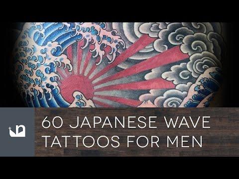 50 Japanese Wave Tattoos For Men