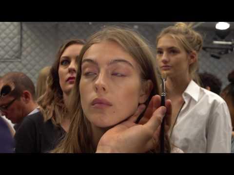 Jonathan Simkhai - New York Fashion Week Spring Summer 2017 Beauty Breakdown