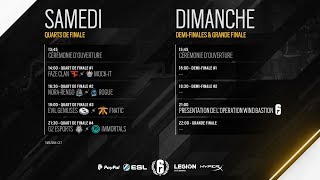 Pro League Saison 8 - Grande Finale : Faze Clan vs G2 Esports