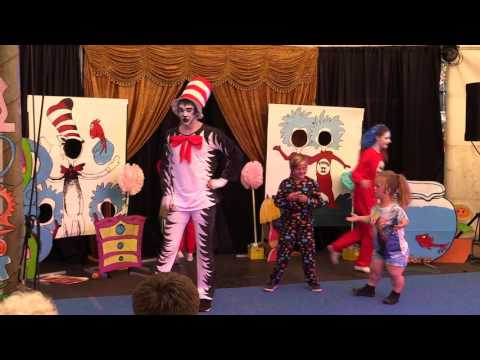 Act Belong Commit CVC Circus Troupe Fringe World Perth 2016