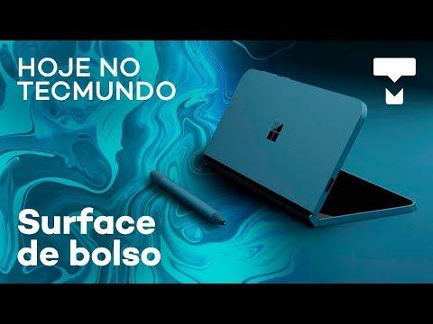 Novo Motorola, Google nos games, Surface de bolso e mais - Hoje no TecMundo