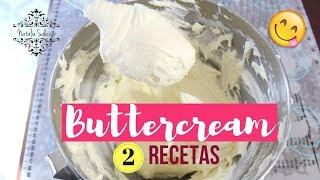 buttercream icing techniques