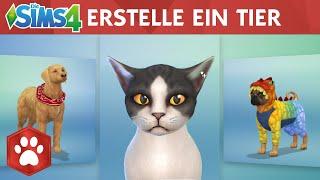 Die Sims 4 Hunde & Katzen: Offizieller Gameplay-Trailer