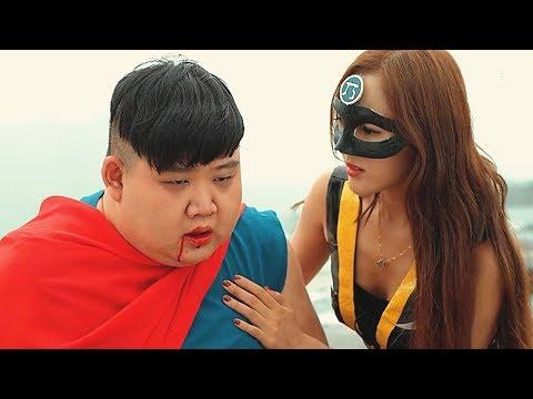 【吐嚎】足疗店666号女技师变身奇葩超级英雄足疗侠
