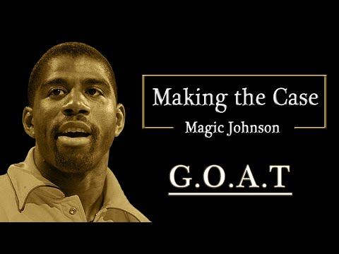 Making the Case - Magic Johnson