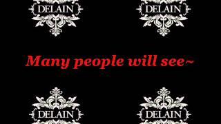 Delain - Cordell (The Cranberries Cover) [Lyrics]