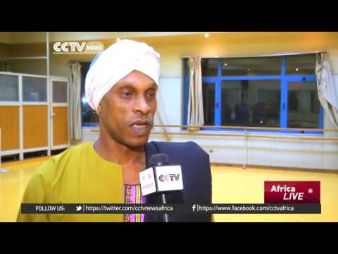 35530 sport CCTV Afrique Ancient Egyptian martial art at risk of being lost to history
