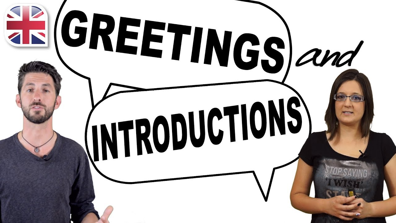 English greetings and introductions spoken english youtube english greetings and introductions spoken english m4hsunfo