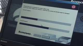 Recovery windows 7 Laptop Thinkpad T440, T440p, T540p X240 - HanoiLab