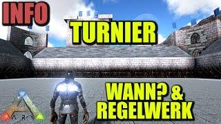 INFO zu ARK GLADIATOR TURNIER | WANN & REGELWERK