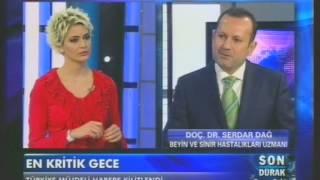 BugÜn Tv Son Durak   Prof. Dr. Serdar Dağ