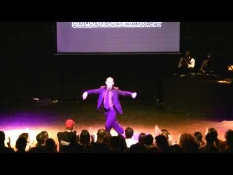 Extremos Salsa 10 Yr Anniversary - Performance By Jaime (Australia)