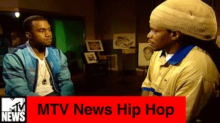 Kanye West Addresses Hip-Hop's Homophobia In 2005 Interview | MTV News