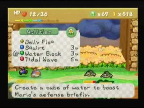 Paper Mario Walkthrough 61 The Annoying Monty Moles YouTube