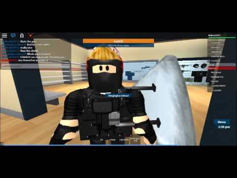 Roblox Prison Life2.0 (my First Video)