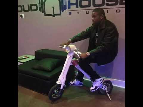 Sterls at Loud House Studios in Atlanta