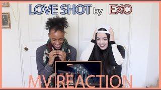 #39LOVE SHOT#39 by EXO MV REACTION + #39TRAUMA#39 amp #39WAIT#39 FIRST LISTEN KPJAW