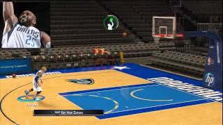 NBA 2K12 PT BR - نوفا سلسلة لخلق أسطورة