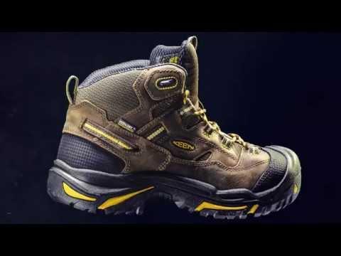 KEEN Utility American Built Braddock Work Boots