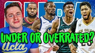 ARE THESE NBA STARS OVERRATED!?