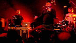Cat Empire - Wine Song with Fire Alarm: Ottawa Bronson Centre