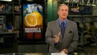 Did You Know Grapefruit Can Internact NEGATIVELY With Certain Medications?!!
